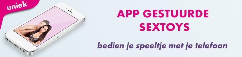 App Gestuurde Sextoys