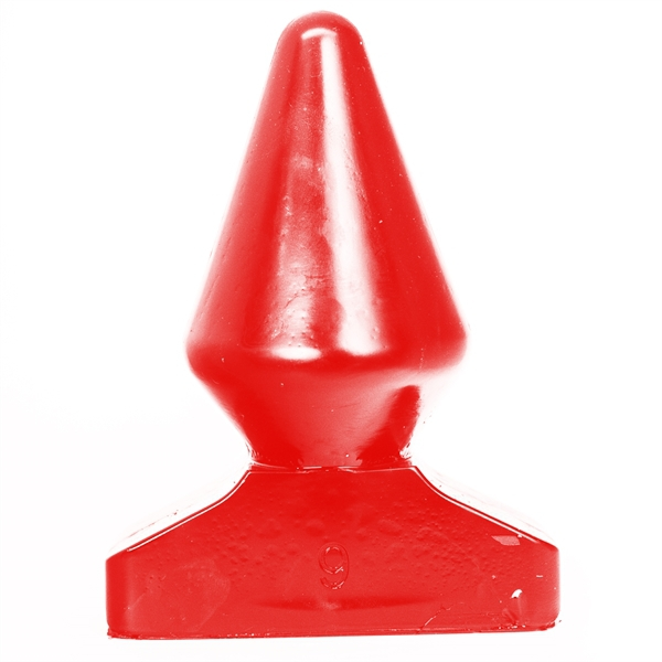 Image of All Red ABR80 Buttplug 20.00 x 8,50 cm