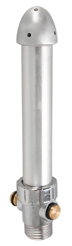 Image of Anaal Douche Splash - Aluminium