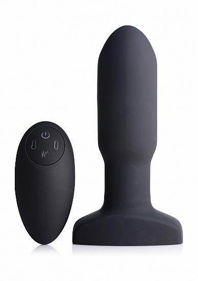 Image of Anaal plug Vibrerend en Opblaasbaar