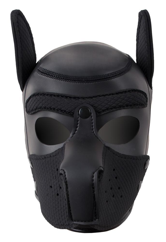 Image of BDSM Hondenmasker - Zwart