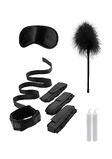 Image of Bed Boeien BDSM Kit - Zwart