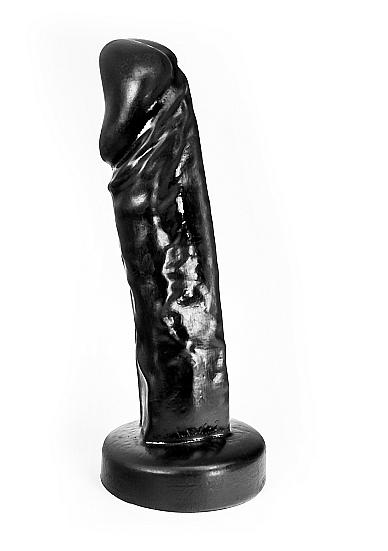 Image of Dildo Beefcake - Black - 27 cm