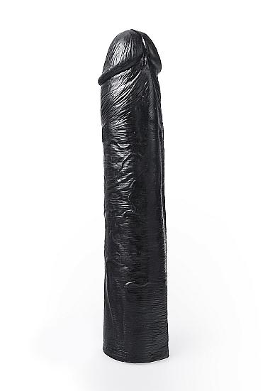 Image of Dildo Benny - Black - 25,5 cm
