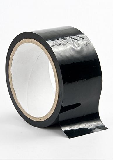 Image of Bondage Tape Ouch! 20 M - Zwart