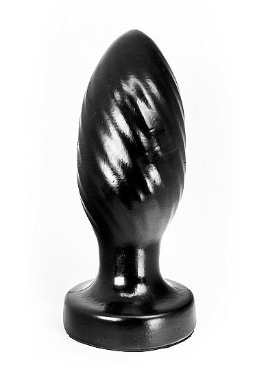 Image of Buttplug Bumfun - Black - 23 cm