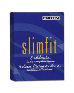Erotim Slimfit Condooms 3 stuks