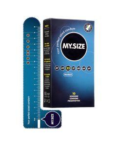 MY.SIZE 53 mm Condooms 10 stuks