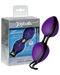 Vaginaballetjes Joy Devision verpakking