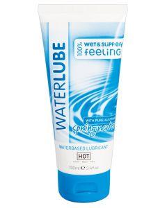 Glijmiddel op waterbasis - Springwater 100ml
