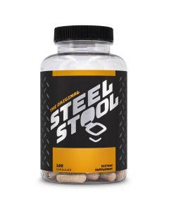 Steel Stool - 120 Capsules