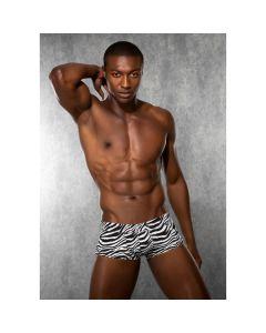 Doreanse Boxer Short - Zebra Print
