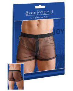 Boxershort voor mannen - Transparant