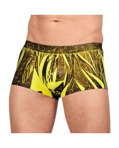 Trendy Neon Boxershort - Geel / Zwart