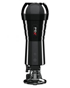 Vibrerende Stroker Cock Compressor - Vagina