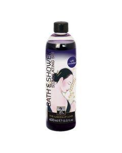 Shiatsu bad en douche olie - Wild Orchidee