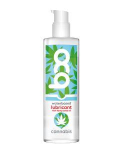 Glijmiddel op Waterbasis BOO Cannabis - 150 ML
