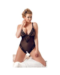 Crotchless Body modelfoto voor