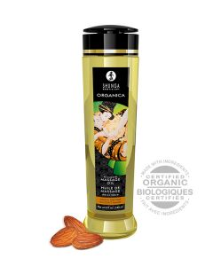 Shunga - Organica Massage Olie Almond Sweetness 240 ML los