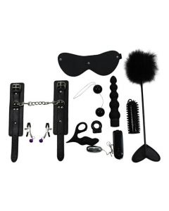 ToyJoy Sex Toy Kit - 10 delig
