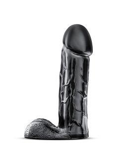 XXL Dildo Super Sized Brutalizer - Zwart