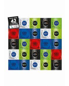 42 condooms Variety Pack 2
