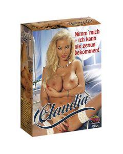 Opblaaspop Claudia