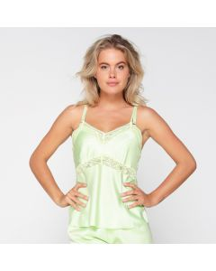 LingaDore Butterfly Top - Groen model voor