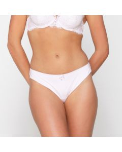 LingaDore Orchid Ice String - Lila model voorkant