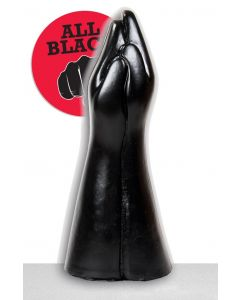 All Black Harry Fisting Dildo - 40 cm