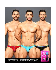 Andrew Christian Rainbow Unicorn Slip Multipack