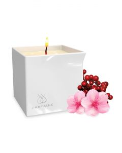 After Glow Massage kaars - Berry Blossom