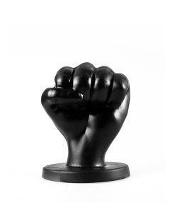 All Black Fist Plug L - Zwart