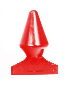 All Red ABR81 Buttplug 22.00 x 9,00 cm