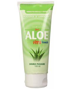 Glij- en Massagemiddel met Aloë Vera - 100 ml