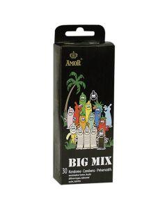 Amor Big Mix - Condooms 30 Stuks
