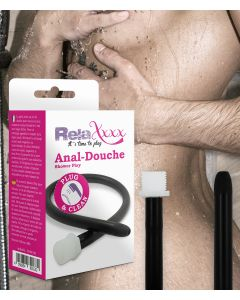 Anal - Douche Shower Play - Relaxxxx in gebruik