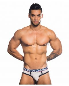 Andrew Christian - Athletic Mesh Brief - Wit