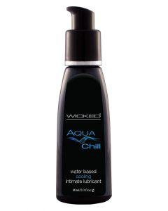 Aqua Chill Glijmiddel op Waterbasis - 60 ml kopen