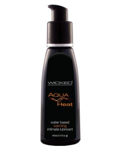 Aqua Heat Verwarmend Glijmiddel op Waterbasis - 60ml kopen