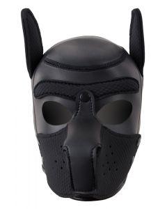 BDSM Hondenmasker - Zwart