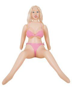 Big Boobs Bridget Opblaaspop