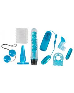 Blue Appetizer Toy Set alles