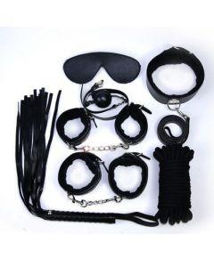 Bondage Kit Toyz4Lovers - Zwart compleet
