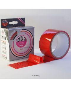 Bondage Tape - Rood kopen