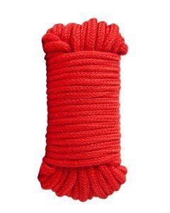 Bondage Touw 10 Meter - Rood kopen