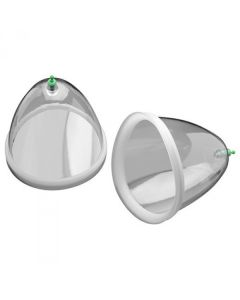 Breast Cupping System cups