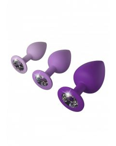 Buttplug Set Her Little Gems Trainer Set