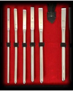 Dilator set - 6 stuks van 6 - 11mm