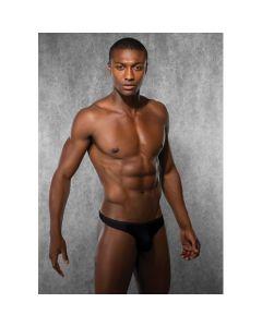 Doreanse Sexy Herenstring - Zwart voor